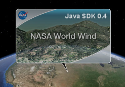 WorldWind Java SDK 0.4.0