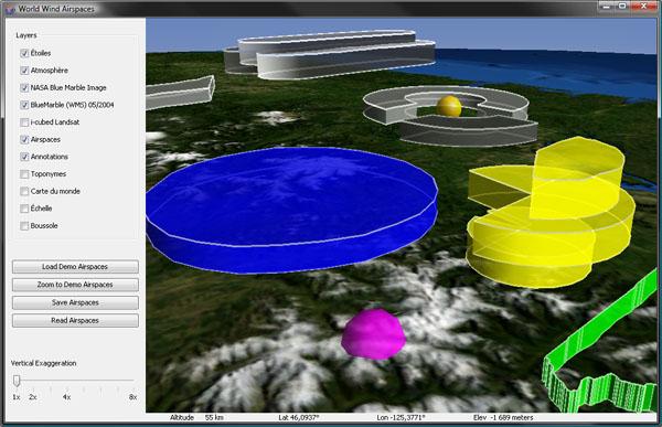 WWJ 0.6 Airspace volumes